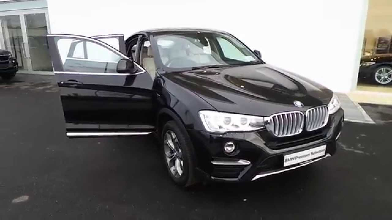 142d2844 142d2844 Bmw X4 Xdrive20d Xline Youtube