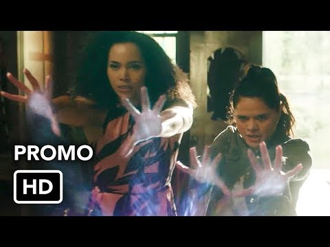 "Charmed 2x04 Promo ""Deconstructing Harry"" (HD)"