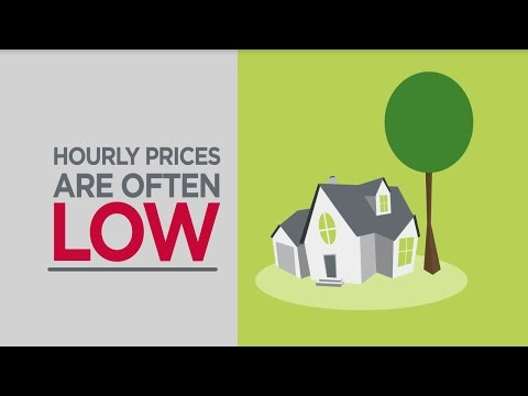 Comeds Hourly Pricing Rate Option
