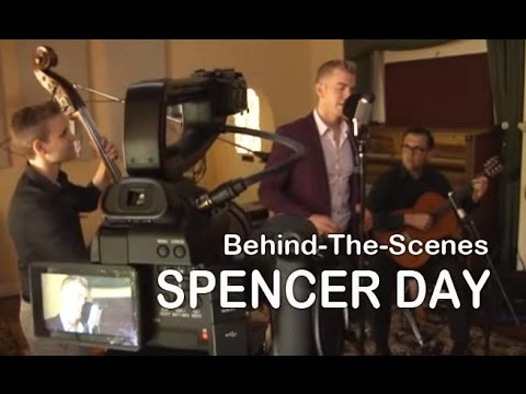 The Look of Love (Dusty Springfield cover) | Behind the Scenes with Spencer Day