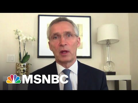 A New Chapter For The United States And NATO?   MSNBC