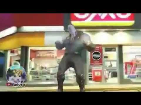 Mexican Music Thanos Meme