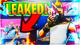 MASKS COMING TO FORTNITE SEASON 5?! - NEW SHOP ITEMS AVAILABLE IN SEASON 5?! (LEAKED SEASON 5 SKINS)