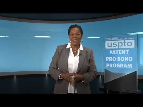 Intro To The USPTO Patent Pro Bono Program