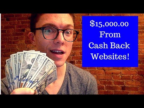 How to Use Cashback Websites to Earn Free Money Every Time You Shop!
