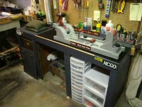 Donnie D S Gun Cleaning Gunsmithing Tinkering Station