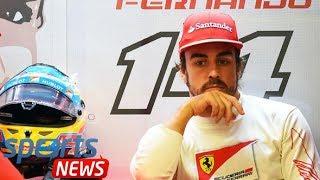 Fernando Alonso: Martin Brundle proposes shock Ferrari return for McLaren ace