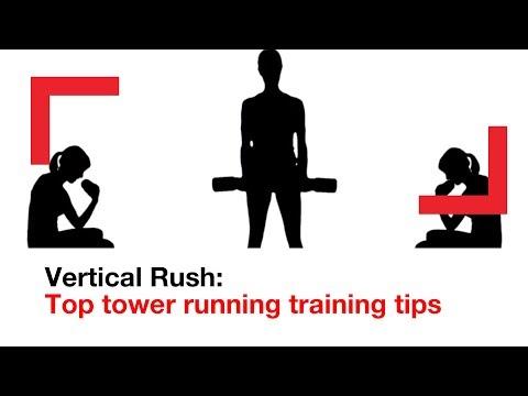 Vertical Rush - top tower running training tips | challenge | Shelter