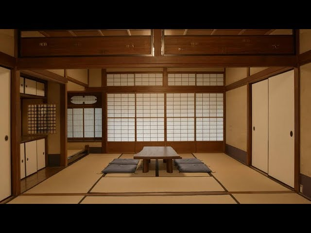 Kyo-machiya(Kyoto Traditional Townhouse)