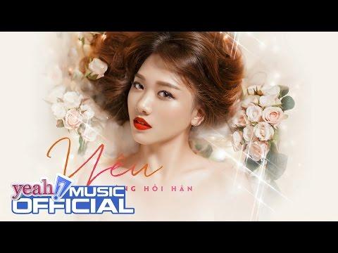 Yêu Không Hối Hận   Hari Won   Official Lyric Video   Nhạc trẻ hay mới nhất