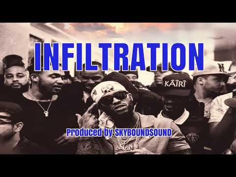Dave East x Lloyd Banks – INFILTRATION – Dave East Type Instrumental 2020 * Hard East Coast Beat