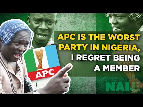 APC Is The Worst Party in Nigeria, I Regret Being a Member | Legit TV