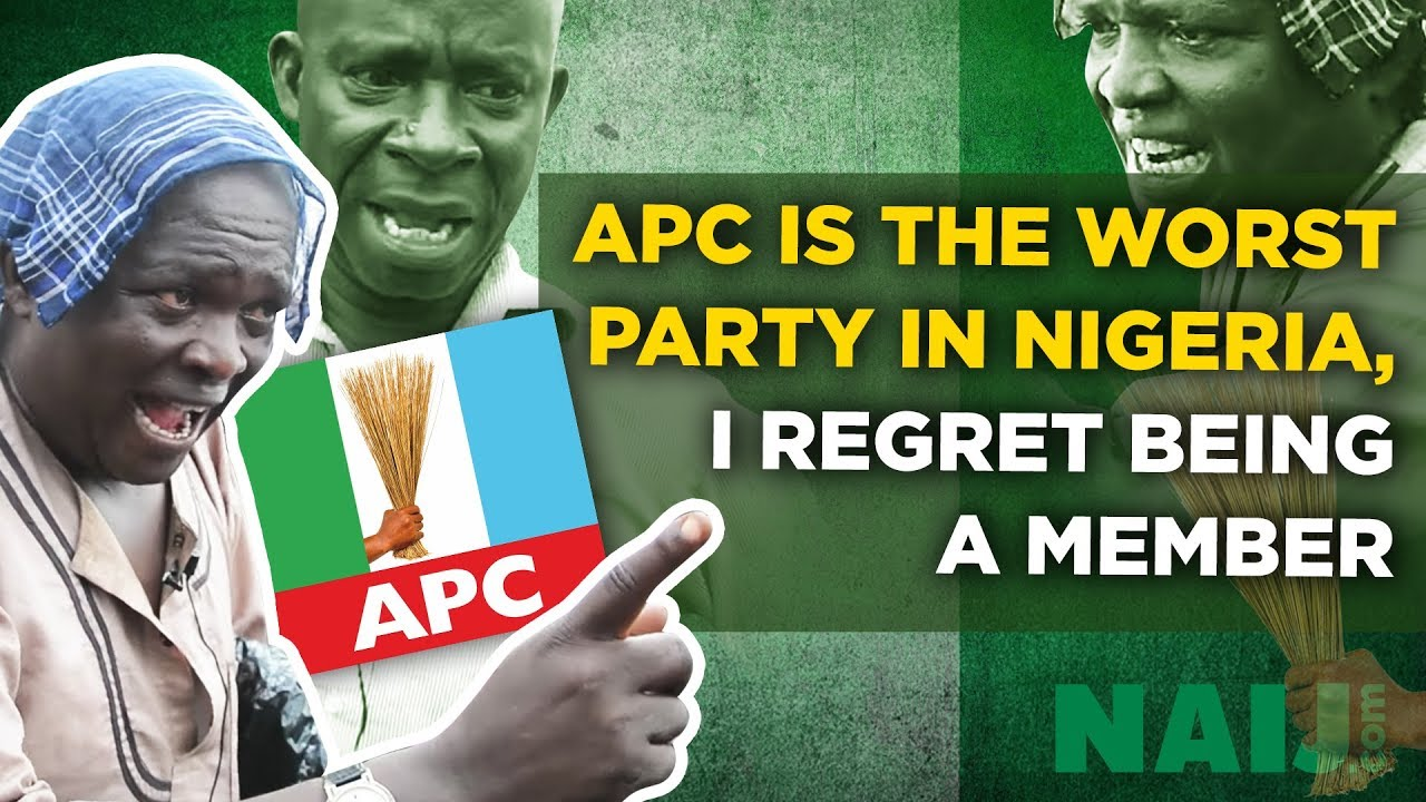 APC Is The Worst Party in Nigeria, I Regret Being a Member | Naij.com TV