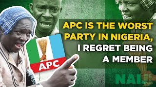 APC is the worst party in Nigeria, I regret being a member
