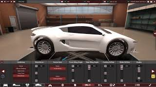 Making a Hyper Car + Explaining all the Errors in Automation.