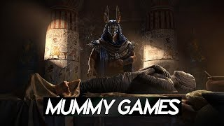BEST UPCOMING MUMMY GAMES 2017-2018 | FULL HD XBOX ONE, PC & PS4