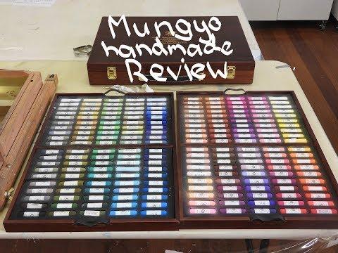 Mungyo Handmade pastel review