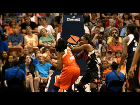 Phantom: Best of Candace Parker at 2013 WNBA All-Star
