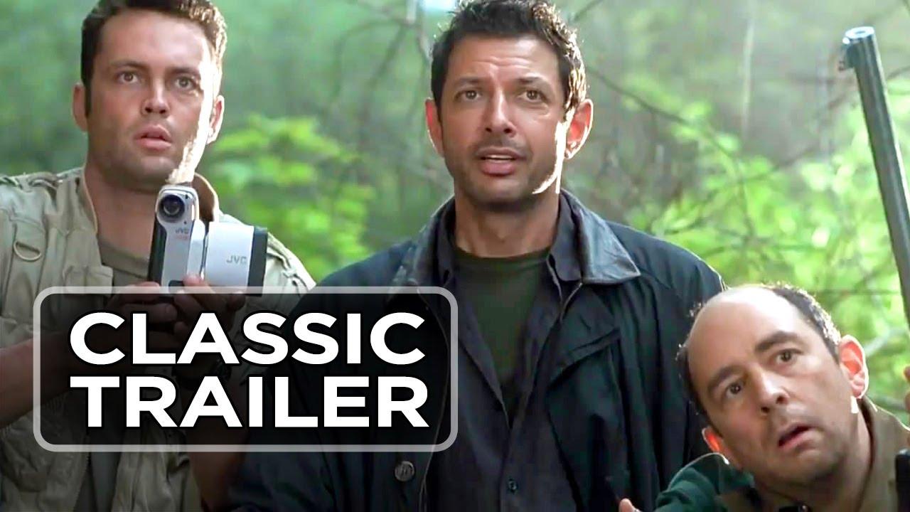 the lost world: jurassic park official trailer #1 - jeff goldblum