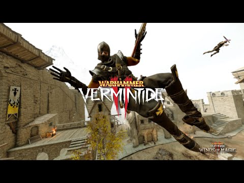 Winds Of Magic - Cataclysm / Blessed Marksman (Bounty Hunter)|Vermintide 2