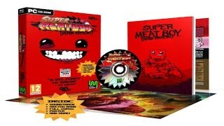 [Unboxing] Super Meat Boy Ultra Rare Edition