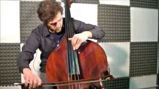 Astor Piazzolla - Oblivion - Double Bass solo