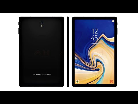 Samsung Galaxy Tab S4: First Look!