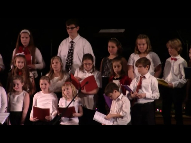 CCRS Holiday Program  12-4-16
