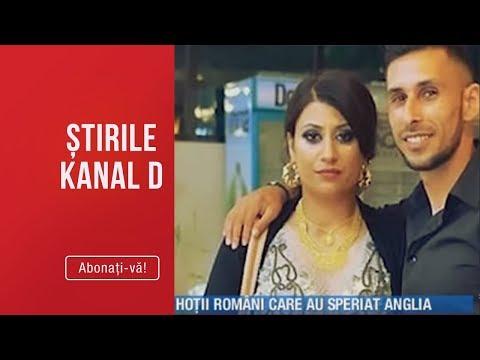 Stirile Kanal D (26.09.2017) - Dani Mocanu, saltat de mascati pentru proxenetism!из YouTube · Длительность: 3 мин13 с
