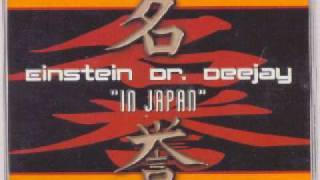 Einstein Doctor DJ In Japan Club Mix