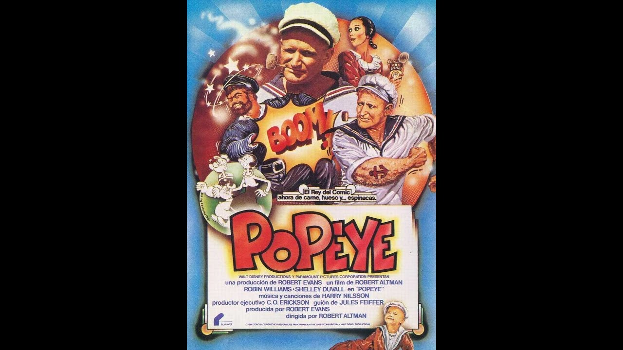 Download Popeye Le Film (1980) Film Complet