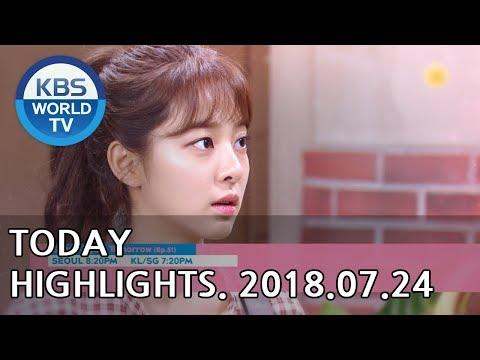 Highlights-Mysterious Personal Shopper E101/Sunny Again Tomorrow E51/1% of Friendship[2018.07.24]