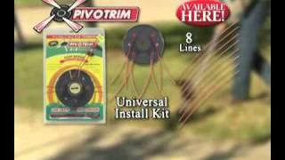 PivoTrim TV Advert