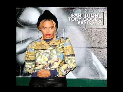 Beyoncé - Partition (Tony Goods Remix) [Cover Art] - FREE DOWNLOAD mp3