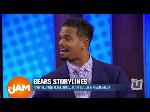 Chicago Bears Trends with Corey Wootton