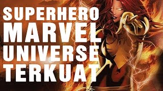 10 superhero marvel terkuat #TOP10