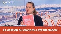 LA GESTION DU COVID-19 A ÉTÉ UN FIASCO !