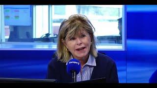Katherine Pancol confie sur Europe 1 avoir été violée lorsqu'elle était jeune