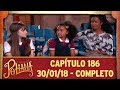 As Aventuras De Poliana Capítulo 186 30 01 19 Completo mp3