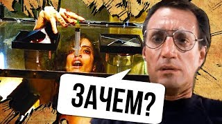 ТОП 10 САМЫХ ТУПЫХ Решений в Фильмах Ужасов