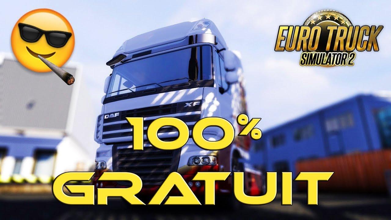 NOTE : Nécessite le jeu original Euro Truck Simulator 2 en version Steam pour fonctionner. Code d'activation à utiliser exclusivement sur un compte Steam valide, connexion Internet requise.