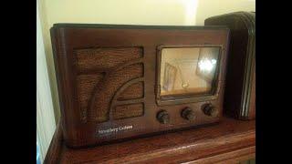 1940 Stromberg-Carlson Model 400 Radio Restoration
