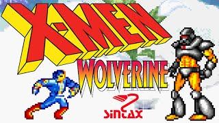 X-man: Armour of Might (X-men / X-мен) (Unl) (Rus) (SINTAX) - Game Boy Advance Longplay - (NO DEATH)