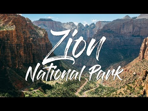 Zion National Park Highlights - Tea Time with Nami (Ep3)
