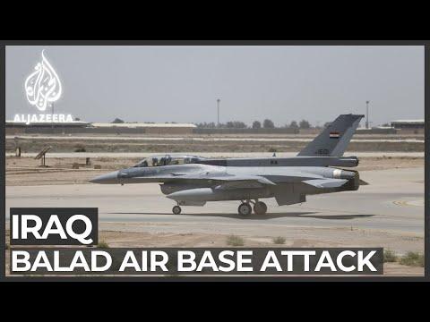 Rockets hit Iraq