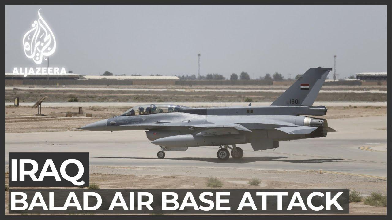 Rockets hit Iraq military base near Baghdad amid US-Iran tensions