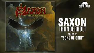 Saxon - Sons Of Odin (Official Track)