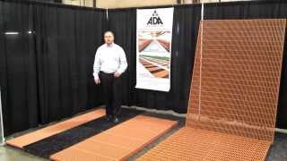 Dura Trac Clearspan Creep Flooring With Cast Iron