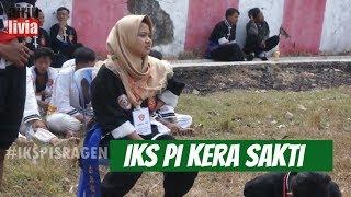 Pelatih Cewek Kejam Dan Tegas - Pencak Silat Indonesia IKS PI Kera Sakti Pusat Madiun Cab Sragen