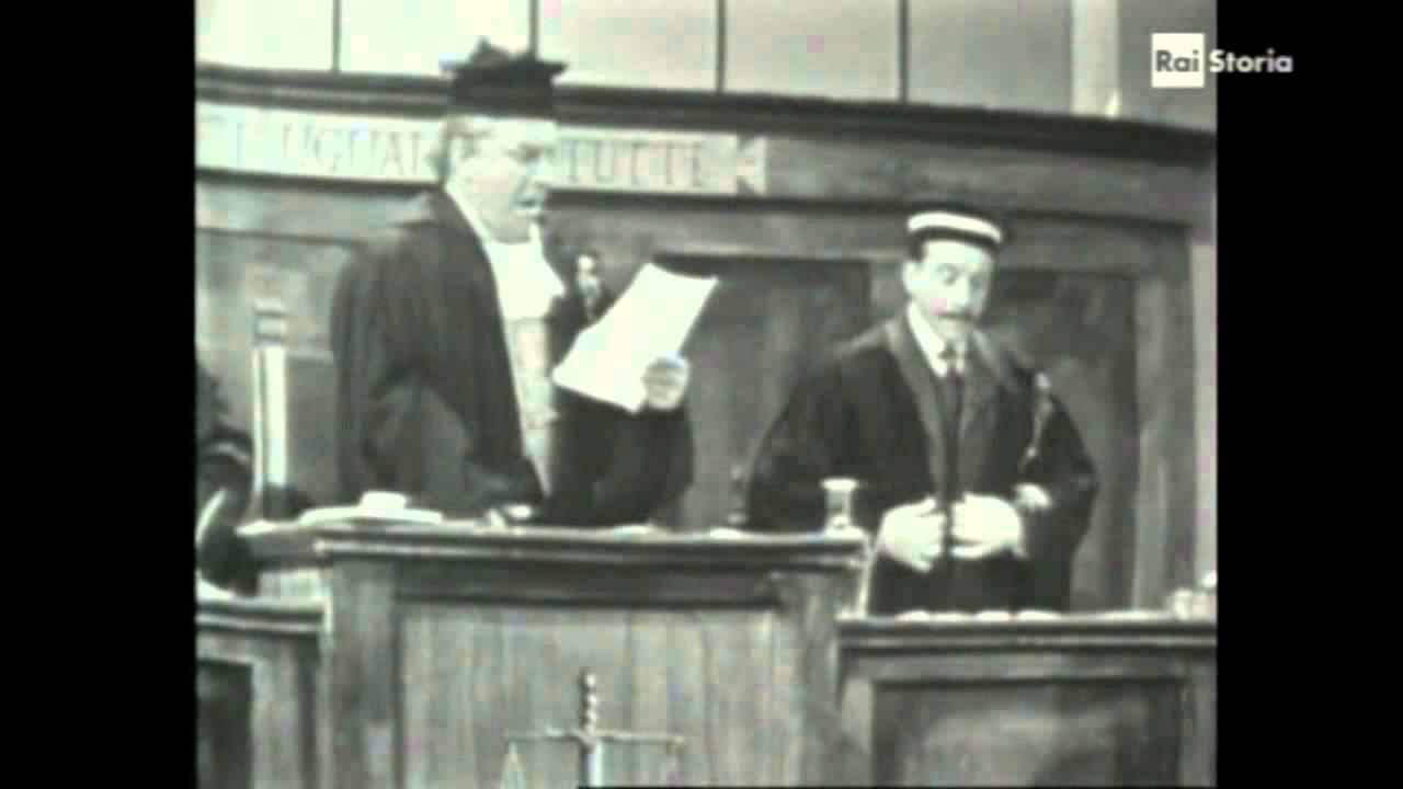 In Pretura 1959 Carlo Campanini Macario Youtube